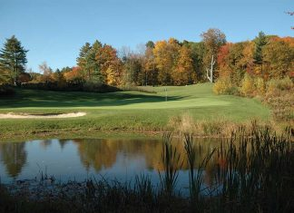 Blissful Meadows Golf Course Uxbridge, MA