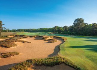 Vineyard Golf Club Edgartown,MA 15th_Hole