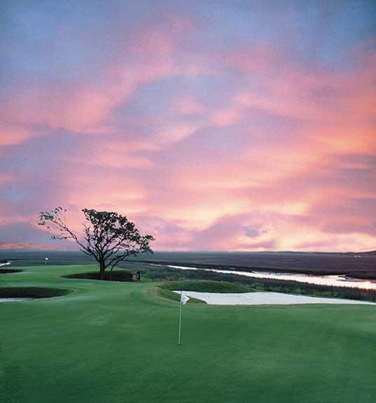Pawleys Island Beach: It's Time To Hit The Waccamaw Golf Trail!
