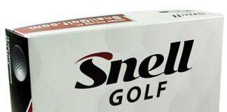 2017 Snell Get Sum Golf Balls