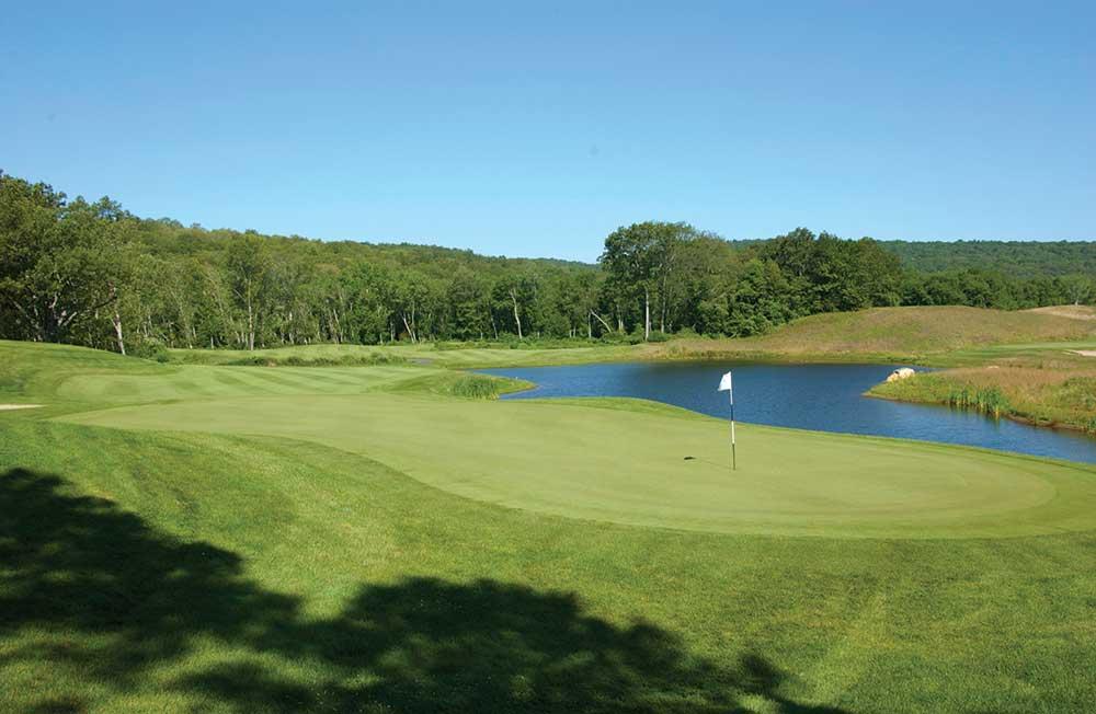 Fox Hopyard Golf Club East Haddam, CT 7thHole