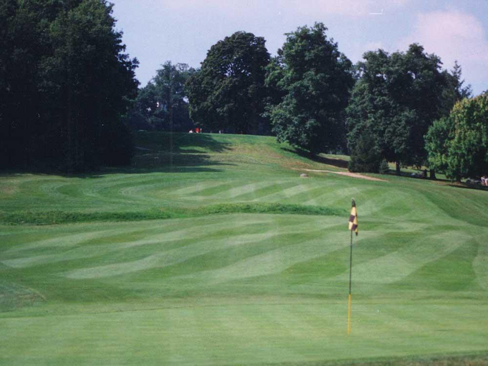 Newton Commonwealth Golf Course Newton Ma Golfing Magazine